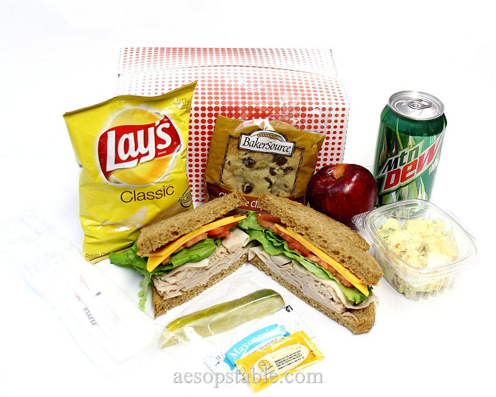how to make sandwich for lunch box